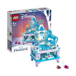 LEGO 乐高 迪士尼公主系列 41168 创意珠宝盒