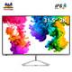 61预售、新品发售:ViewSonic 优派 VX3276-2K-HD-3 31.5英寸IPS显示器(2K、75Hz) 1199元包邮(需定金10元、1日0点付尾款)