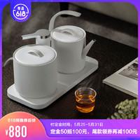 三界三合一自动上水泡茶机