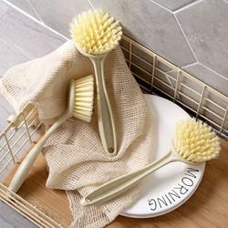 顾致  小麦秸秆长柄锅刷 6个装