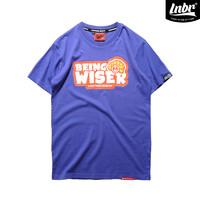 【限时直降价69元】LNBR 字母印花短袖T恤