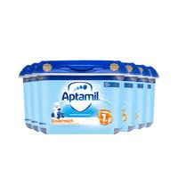 61预售、88VIP:Aptamil 爱他美 幼儿配方奶粉 1+段 800g*6罐