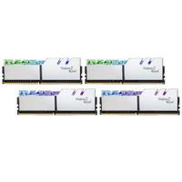 G.SKILL 芝奇 Trident Z Royal 皇家戟(花耀银) DDR4 3600MHz 台式机内存 128GB(32GBx4)