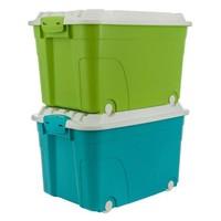 Citylong 禧天龙 X6055 塑料收纳箱 60L 2个装