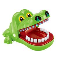 杰星 咬手指鳄鱼玩具 大号