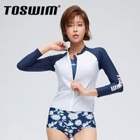 拓胜(TOSWIM)女士泳衣 户外冲浪沙滩潜水 温泉度假泳衣