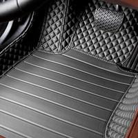 五福金牛 迈畅系列 全包围皮革汽车脚垫