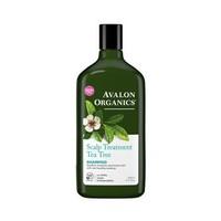美国进口 阿瓦隆(Avalon) 茶树精油洁净洗发水 325ml/瓶 孕妇可用 滋养柔顺 有机无硅油 *2件