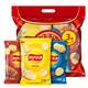 乐事薯片70g*3包膨化食品休闲零食小食小吃超值分享装 *8件 79.29元(合9.91元/件)