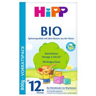 Hipp 喜宝 婴儿配方奶 800g 4段 6盒装