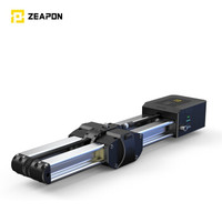 ZEAPON至品创造Micro2电动滑轨电控模块电控小摇臂摄影单反相机 Micro2 电控版双倍滑轨