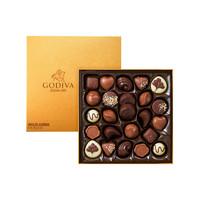 88VIP:GODIVA 歌帝梵 比利时进口夹心巧克力 290g/盒 *2件