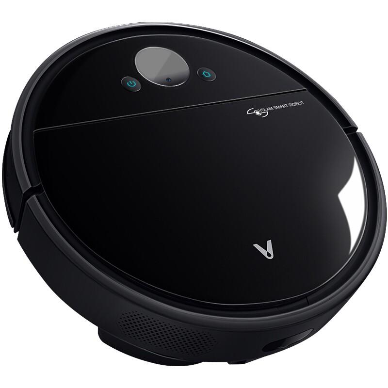 VIOMI 云米 VXVC05-SJ 扫地机器人 黑色