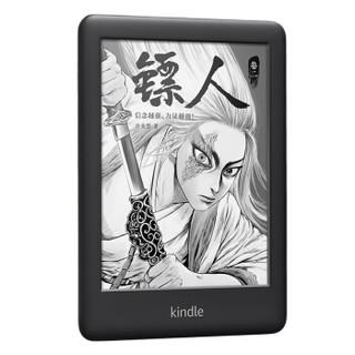 kindle kindle 青春版 6英寸电子书阅读器 WIFI 8GB 黑色