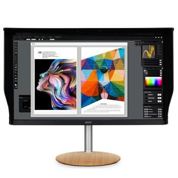 acer 宏碁 CP3271U 27英寸Nano IPS创作专用显示器(2K、165Hz、HDR400)