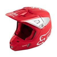 FOX x SUPREME联名款 Racing V2 骑行头盔