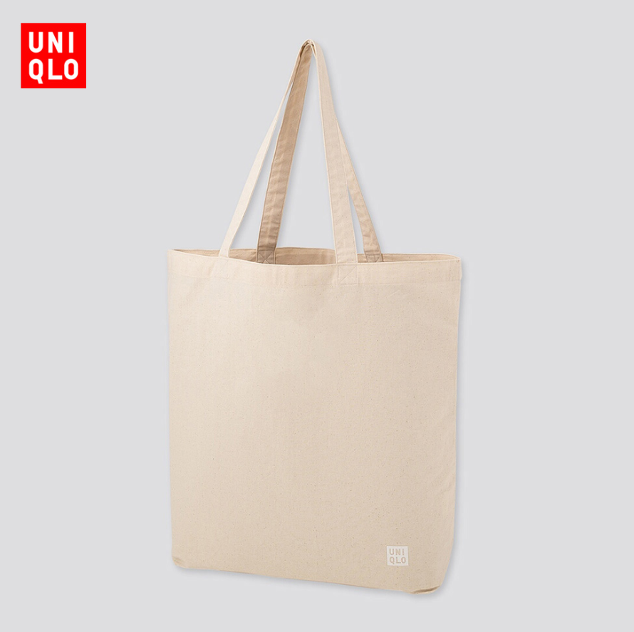 UNIQLO 优衣库 427799 环保帆布包