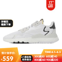 adidas阿迪达斯三叶草中性NITE JOGGER三叶草休闲鞋EE6255 EE6255 36