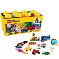 LEGO 乐高 经典创意系列 10696 中号积木盒 *2件