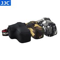 JJC 單反相機內膽包適用佳能80D 70D 77D 200D 750D 5D3 800D EOS R 6D2 5D4 P1000 D7200 D7500 Z7 Z6 D750