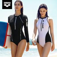 arena 阿瑞娜 CLS9109W 女士连体泳衣 *3件