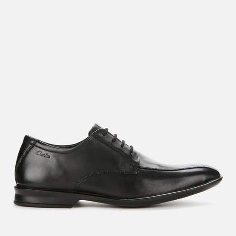 Prime会员、限尺码:Clarks Bensley Run 男款德比皮鞋