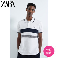 ZARA 新款 男装 短袖POLO T恤衫 09240402060
