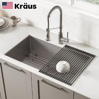 1日0点:Kräus 克劳思 KHU100-30 304不锈钢水槽