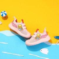 小黄鸭2020夏季新款婴幼儿防滑儿童鞋轻便软底男女童运动鞋