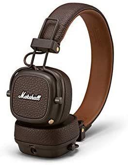 Marshall 马歇尔 Major III 头戴式 蓝牙耳机 棕色
