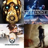 每日游戏特惠:Epic《无主之地帅杰克合集》《烂泥生活》喜+2,PSN会免《星战前线2》,b社喜+1,UU加速器送OW