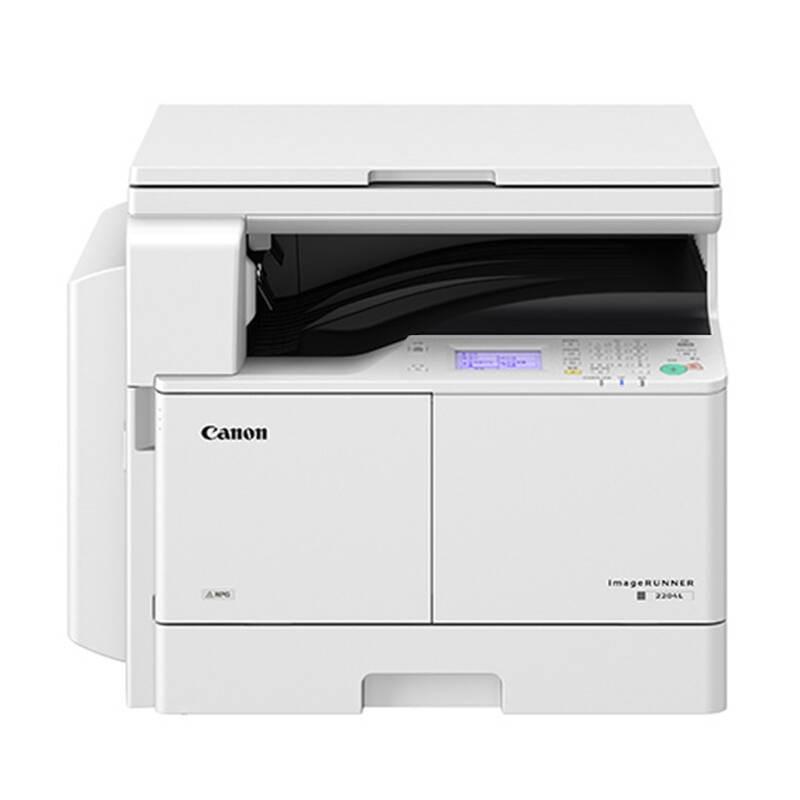Canon 佳能 iR2204 2204N 黑白无线激光一体机 官方标配