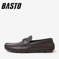 BASTO 百思图 L4671AM0 男士皮鞋