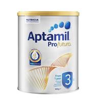 Aptamil 爱他美 白金系列 幼儿配方奶粉 3段 900g 澳洲版 *4件