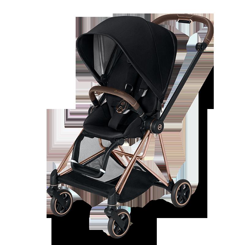 618开门红:新品德国cybex可坐躺四轮推车MIOS轻便易折叠双向高景观婴儿推车