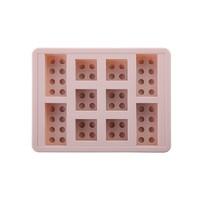 FaSoLa  冰块模具  粉色积木款