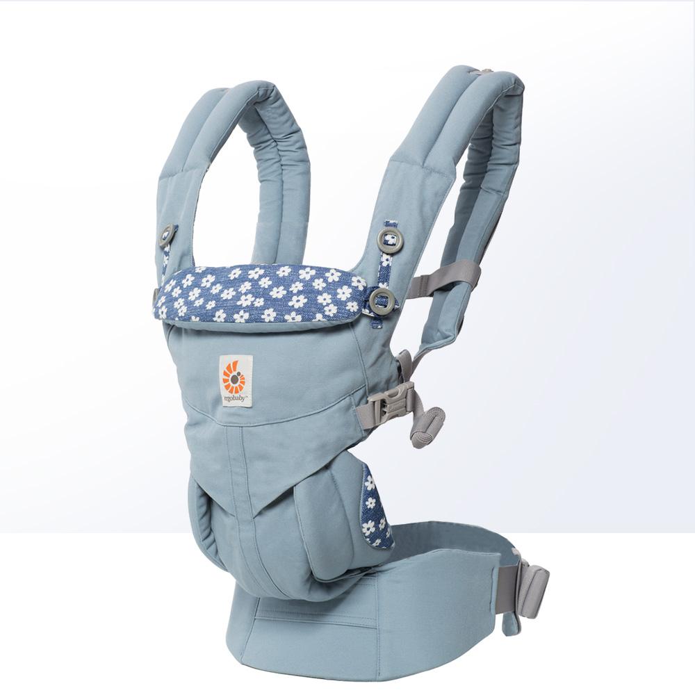 618开门红:美国Ergobaby Omni 全阶段型四式360婴儿背带
