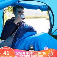 牧高笛(MOBIGARDEN) 睡袋成人大人登山露营保暖防寒可拼接单人隔脏户外信封式加厚棉睡袋
