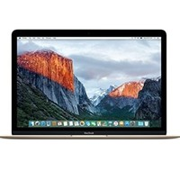 Apple 苹果 MacBook系列 MacBook 2016款 笔记本电脑 (金色、酷睿M5-6Y54、8GB、512GB SSD、核显)