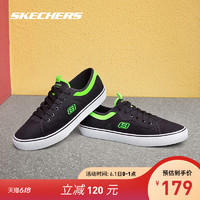 Skechers 斯凯奇 666140 男子网布休闲鞋 *2件
