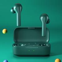 61预告、新色发售:QCY T5S 真无线蓝牙耳机 仙踪绿