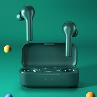 QCY T5S 真无线蓝牙耳机 仙踪绿