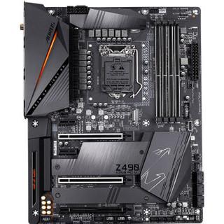 GIGABYTE 技嘉  Z490 AORUS PRO AX  小雕PRO ATX主板 (Intel Z490/LGA 1200)