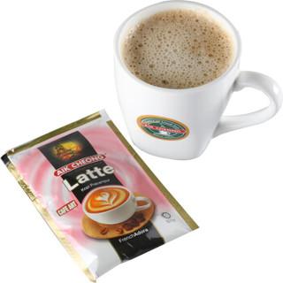 马来西亚进口 益昌拿铁速溶咖啡粉 冲调饮品 12包300g *3件
