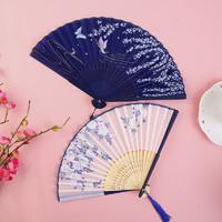 朗妃  汉服中国风折扇