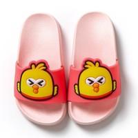 麻旅 儿童卡通凉拖鞋