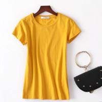 JEANSWEST 真维斯 274002 女式圆领T恤