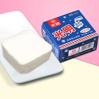 24盒装光明白雪冰砖冰淇淋香草味雪糕115g经典