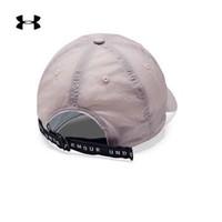 安德玛官方UA Mirror女子运动帽Under Armour1351270 粉色667 均码