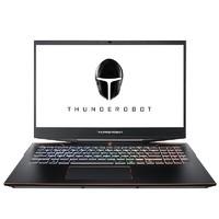 ThundeRobot 雷神 911 Pro 晖金2代 15.6寸 游戏本(i7-10750H、16G、1TB、144Hz、RTX2070Super)